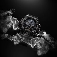 zegarek G-Shock GW-9400-1BER solar męski G-SHOCK Master of G RANGEMAN Black Out