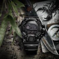 zegarek G-Shock GW-9400-1BER czarny G-SHOCK Master of G