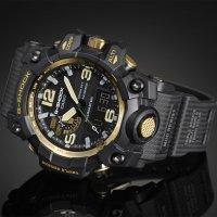 zegarek G-Shock GWG-1000GB-1AER Mudmaster męski z termometr G-SHOCK Master of G