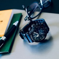 GWR-B1000-1A1ER - zegarek męski - duże 17