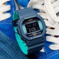 zegarek G-Shock DW-5600CC-2ER kwarcowy męski G-SHOCK Original Light Blue