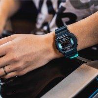 G-Shock DW-5600CC-2ER zegarek niebieski sportowy G-SHOCK Original pasek
