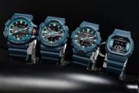 zegarek G-Shock DW-5600CC-2ER niebieski G-SHOCK Original