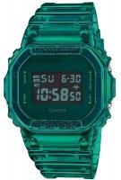 Zegarek męski Casio G-SHOCK g-shock original DW-5600SB-3ER - duże 1