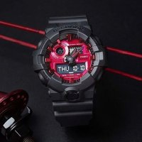 G-Shock GA-700AR-1AER zegarek męski G-SHOCK Original