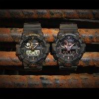 Zegarek G-Shock Casio NO COMPLY BLACK AND GOLD -męski - duże 5