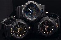 Zegarek G-Shock Casio NO COMPLY BLACK AND GOLD -męski - duże 6