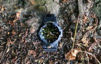 Zegarek G-Shock Casio NO COMPLY BLACK AND GOLD -męski - duże 7