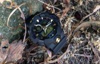 Zegarek G-Shock Casio NO COMPLY BLACK AND GOLD -męski - duże 8