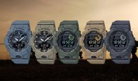 G-Shock GBD-800UC-5ER zegarek męski G-SHOCK Original beżowy