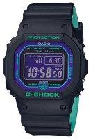 Zegarek męski Casio G-SHOCK g-shock original GW-B5600BL-1ER - duże 1