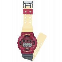 GD-120NC-4ER - zegarek męski - duże 4