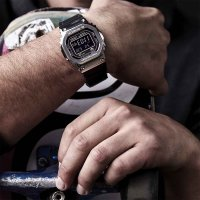 GMW-B5000-1ER - zegarek męski - duże 8
