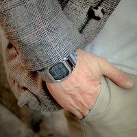 GMW-B5000D-1ER - zegarek męski - duże 12