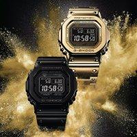 G-Shock GMW-B5000GD-1ER zegarek czarny sportowy G-SHOCK Specials bransoleta