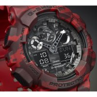 Zegarek G-Shock Casio CAMOUFLAGE -męski - duże 5