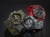 Zegarek G-Shock Casio CAMOUFLAGE -męski - duże 7