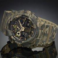 GA-100CM-5AER - zegarek męski - duże 7