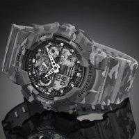 GA-100CM-8AER - zegarek męski - duże 4
