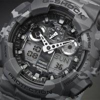 GA-100CM-8AER - zegarek męski - duże 5