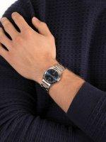 Casio MTP-1200A-2AV męski zegarek Klasyczne bransoleta