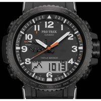 ProTrek PRW-50Y-1AER zegarek czarny sportowy ProTrek pasek
