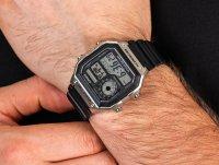 Casio AE-1200WH-1CVEF zegarek sportowy Sportowe