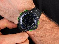 Zegarek męski Casio Sportowe SGW-1000-2BER - duże 6