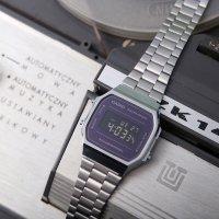 Zegarek męski Casio vintage maxi A168WEM-1EF - duże 7