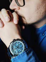 Cerruti 1881 CRA24803 BIENO zegarek sportowy Bieno