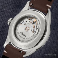 Certina C029.807.11.031.02 męski zegarek DS-1 bransoleta