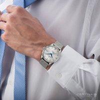 Certina C029.807.11.031.02 DS-1 DS 1 Powermatic 80 zegarek męski klasyczny szafirowe