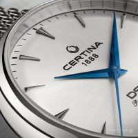Certina C029.807.11.031.02 DS 1 Powermatic 80 zegarek klasyczny DS-1