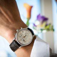 Certina C033.450.16.031.00 zegarek srebrny klasyczny DS-8 pasek