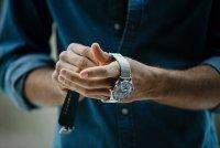 Certina C036.407.11.050.00 DS PH200M DS PH200M POWERMATIC 80 zegarek męski klasyczny z tworzywa sztucznego