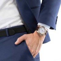 zegarek Citizen AW7056-11A srebrny Ecodrive