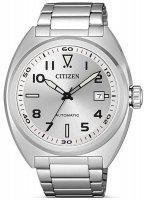 Zegarek męski Citizen  automat NJ0100-89A - duże 1