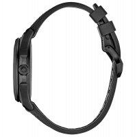 Citizen BN0217-02E zegarek czarny klasyczny Promaster pasek