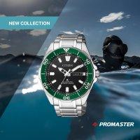 Zegarek męski Citizen  promaster NY0071-81EE - duże 6