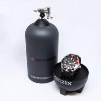 zegarek Citizen NY0076-10EE Divers 200m Marine Super Titanium Limited Edition Promaster mineralne