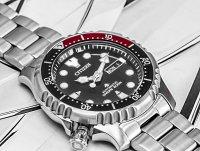 Zegarek męski Citizen  promaster NY0085-86EE - duże 3