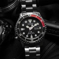Zegarek męski Citizen  promaster NY0085-86EE - duże 5