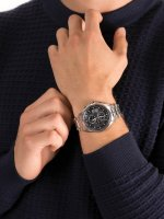 zegarek Citizen AT8130-56L Eco-Drive Titanium męski z chronograf Radio Controlled