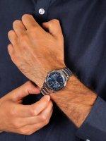 Citizen CB1070-56L męski zegarek Radio Controlled bransoleta