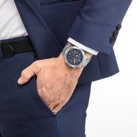zegarek Citizen CB5010-81L srebrny Radio Controlled