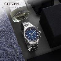 zegarek Citizen CB5020-87L srebrny Radio Controlled