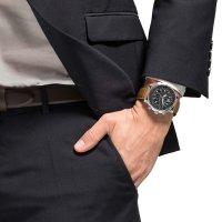 zegarek Citizen CB5860-27E srebrny Radio Controlled