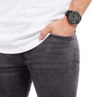 JY8085-14H - zegarek męski - duże 5