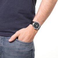 Citizen BJ6520-15E zegarek srebrny klasyczny Titanium pasek