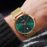 Cluse CW0101501006 męski zegarek Aravis bransoleta